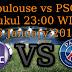 Toulouse vs PSG 16-January-2016