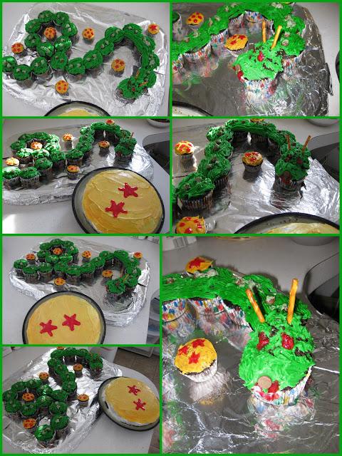 60 A Ideas De Pleanos Para Mama Top Dragon Ball Z Birthday Theme