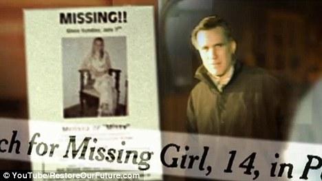 robert gay missing daughter mitt