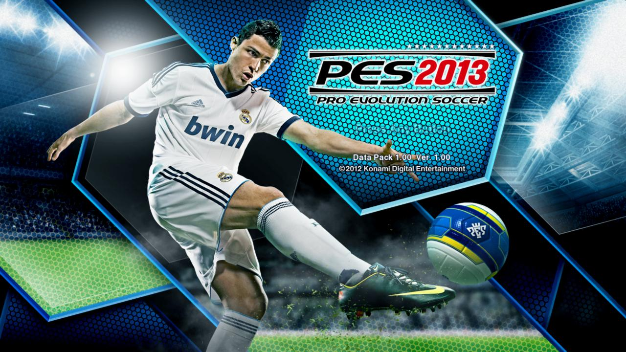 PES (Pro Evolution Soccer) 2013 Full Version | Wrlov