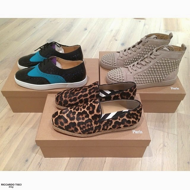 cheap replica christian louboutins - CHRISTIAN LOUBOUTIN Espadriles, Brogues \u0026amp; Studded Sneakers | 2014 ...