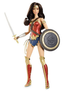 Barbie, Gal Gadot Wonder Woman, Batman v Superman, Superman, Batman, BVS, Comic-Con, Hot Wheels