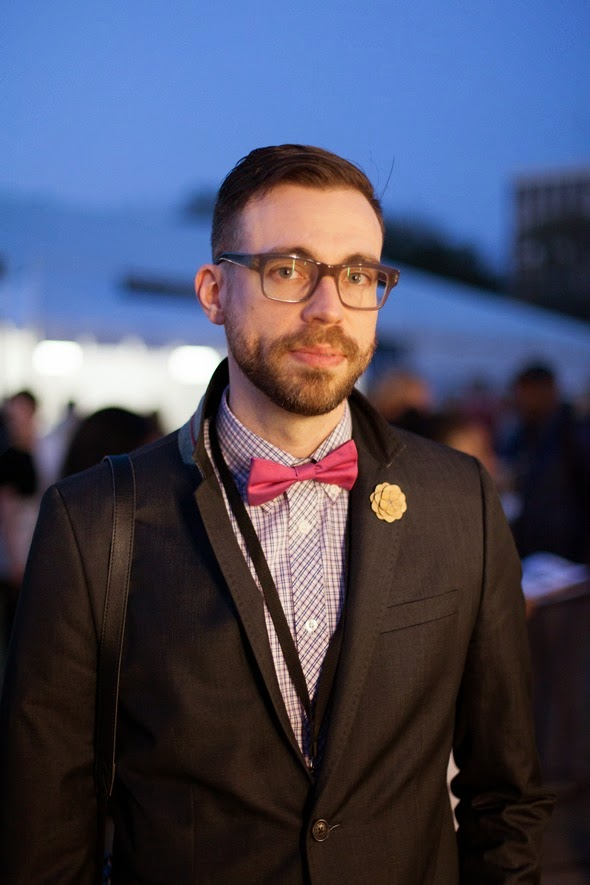 lapel flower bowties slick hair suits dj arthur brouthers arthur brouthers art charleston fashion week southern street style the stylepreneur