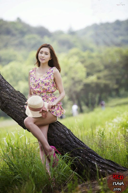 Choi Yu Jung -  Fabulous Outdoor Photo