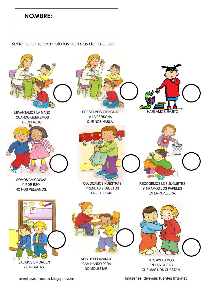 Baño Discapacitados Reglamento:Reglas De Casa Para Ninos
