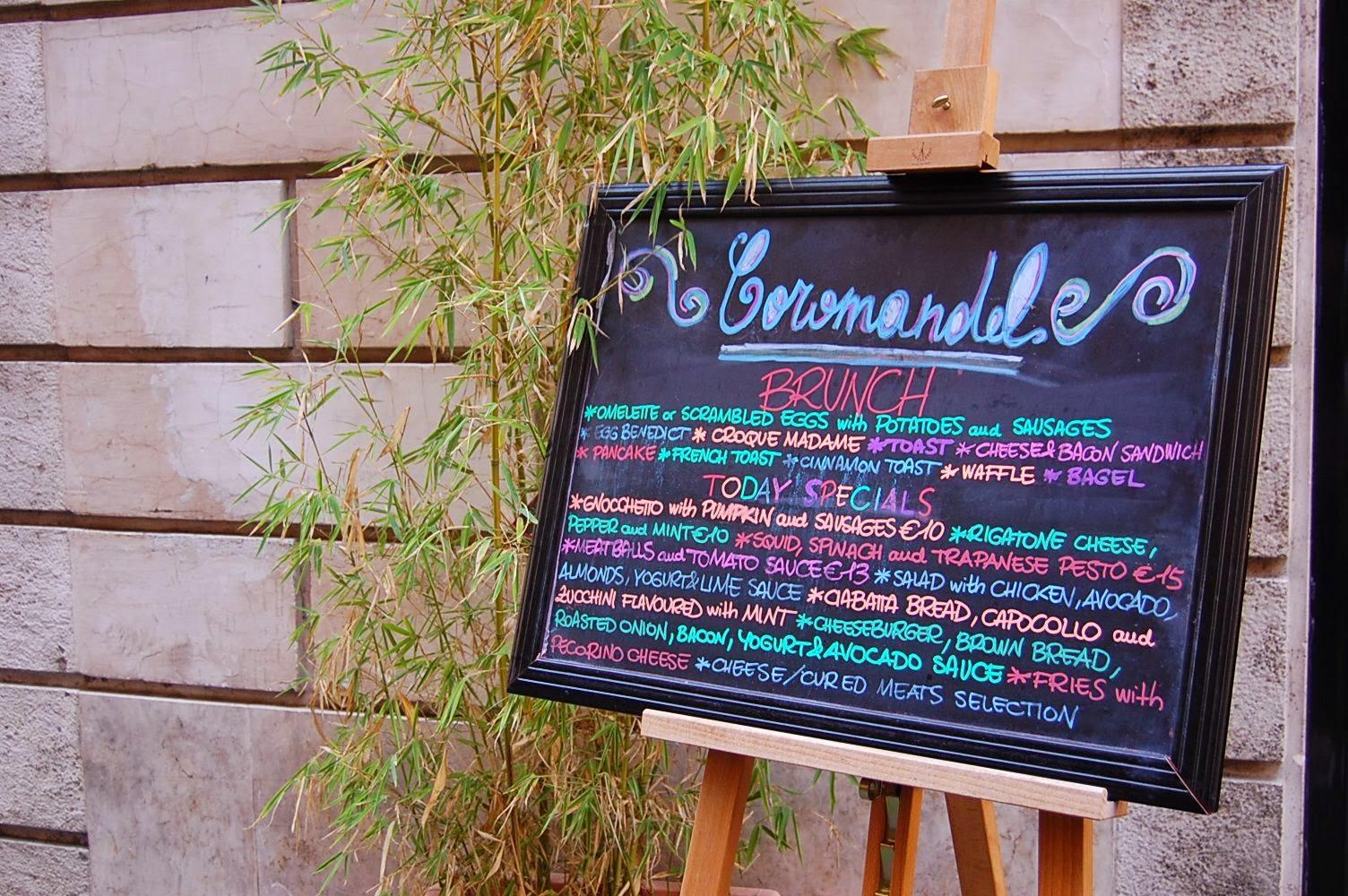 coromandel rome italy
