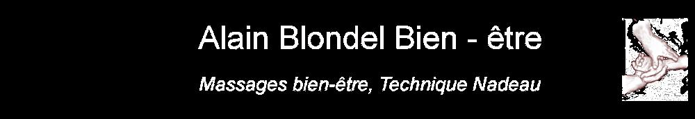 Alain Blondel Bien-être