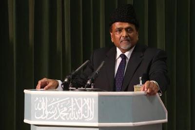 Jamaah Muslim Ahmadiyah: Krisis pengungsi bukan hanya masalah Eropa