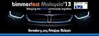 bimmerfest Malaysia, BMW, kereta BMW