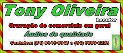 Tony Oliveira Locutor