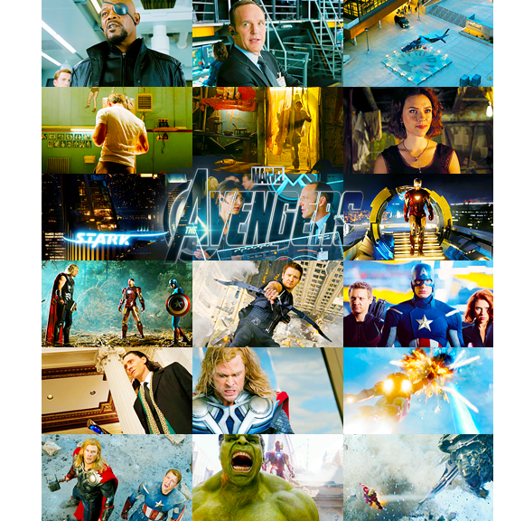 The Avengers 2012 Movie Review
