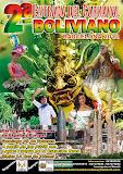 2º Carnaval Boliviano Barcelona