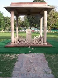 Martyr's Column New Delhi