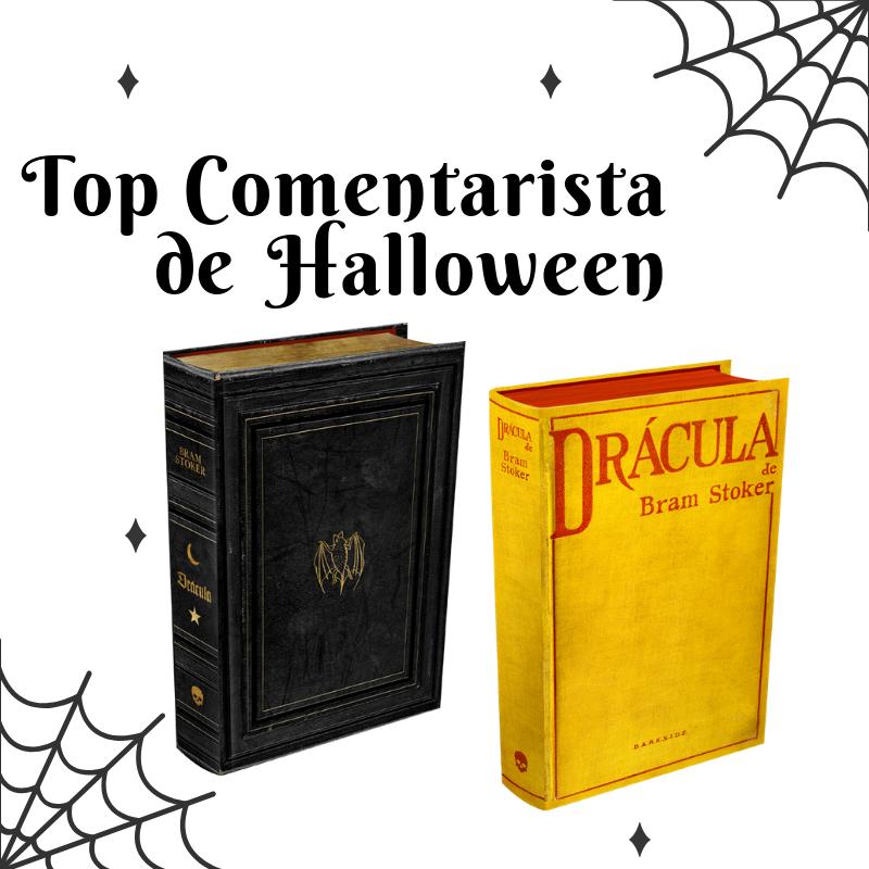 TOP COMENTARISTA - Outubro