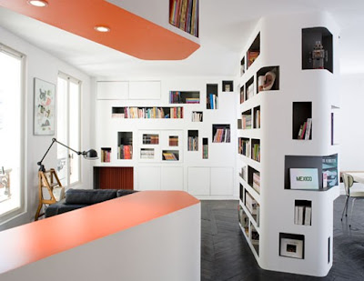 Menata Ruang Perpustakaan Rumah
