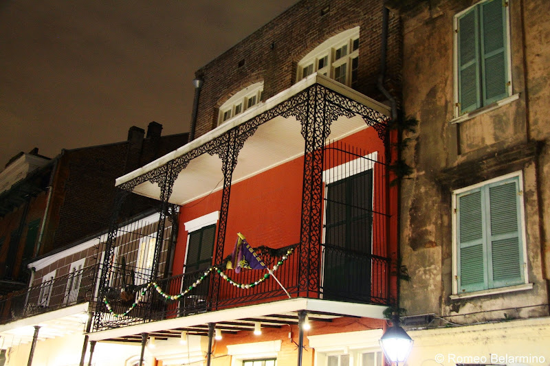 Tennessee Williams French Quarter House New Orleans