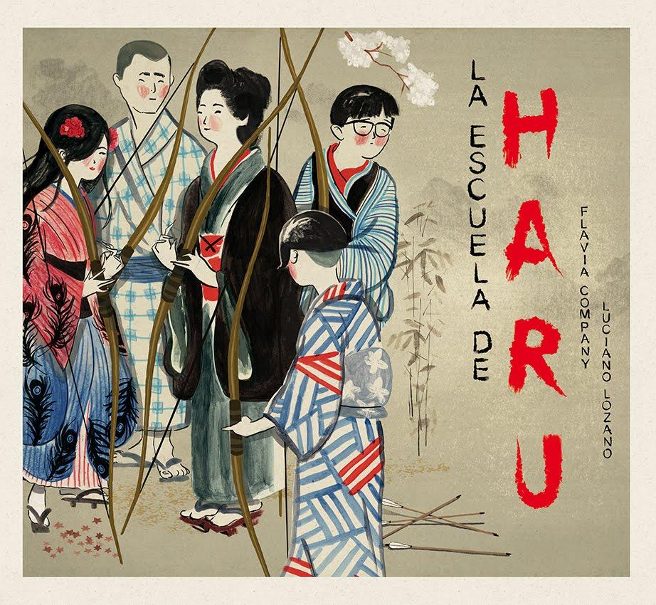 La escuela de Haru