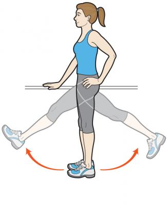 Training Static And Dynamic Stretching