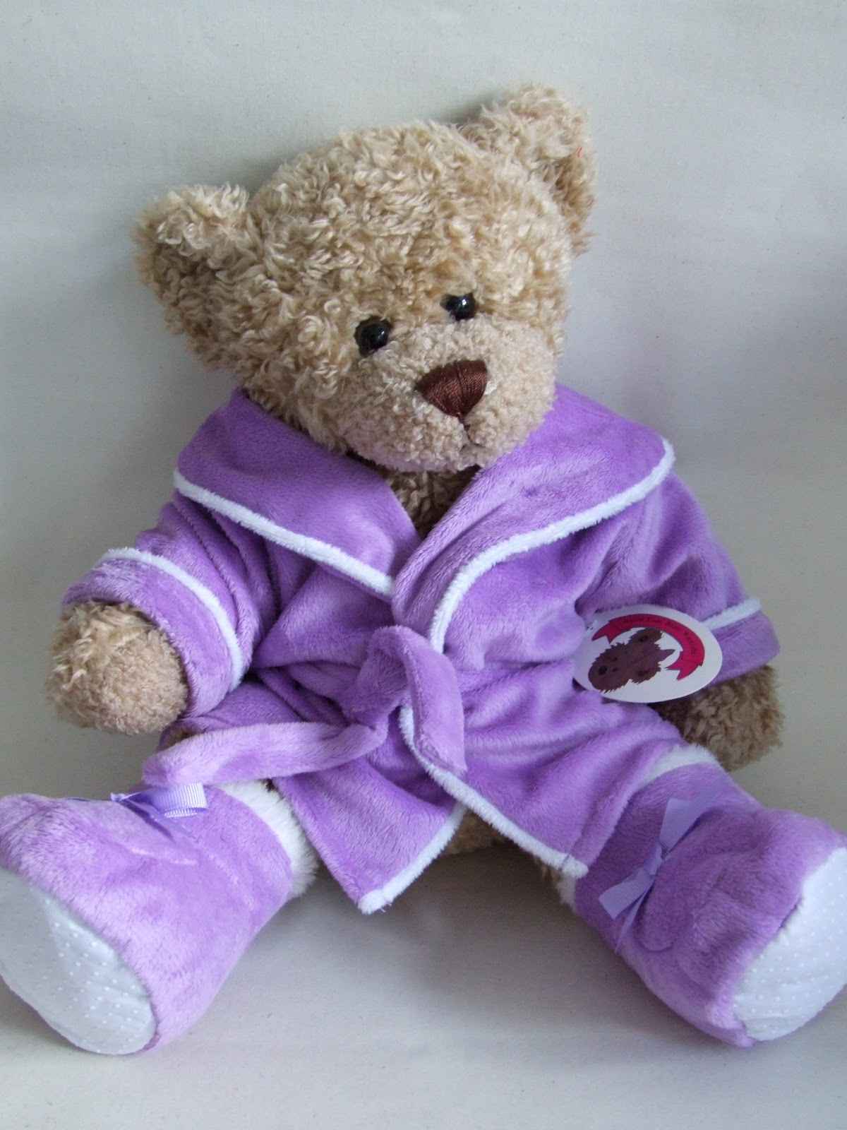 How to Make a Teddy Bear Birth Certificate pics