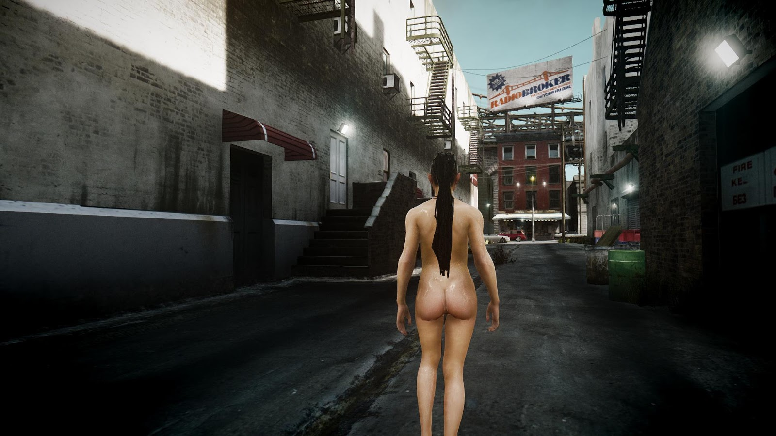 Nude patch gta sa naked comic