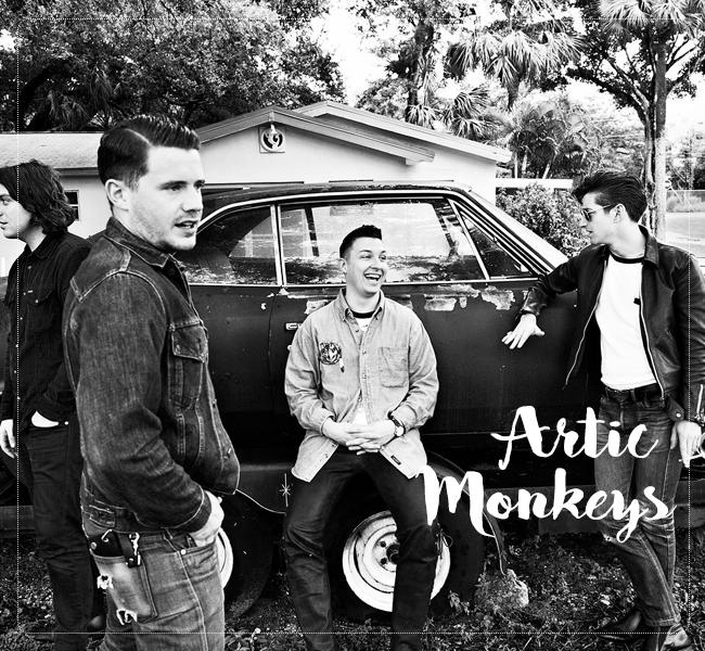 Dica de Música Indie - Artic Monkeys
