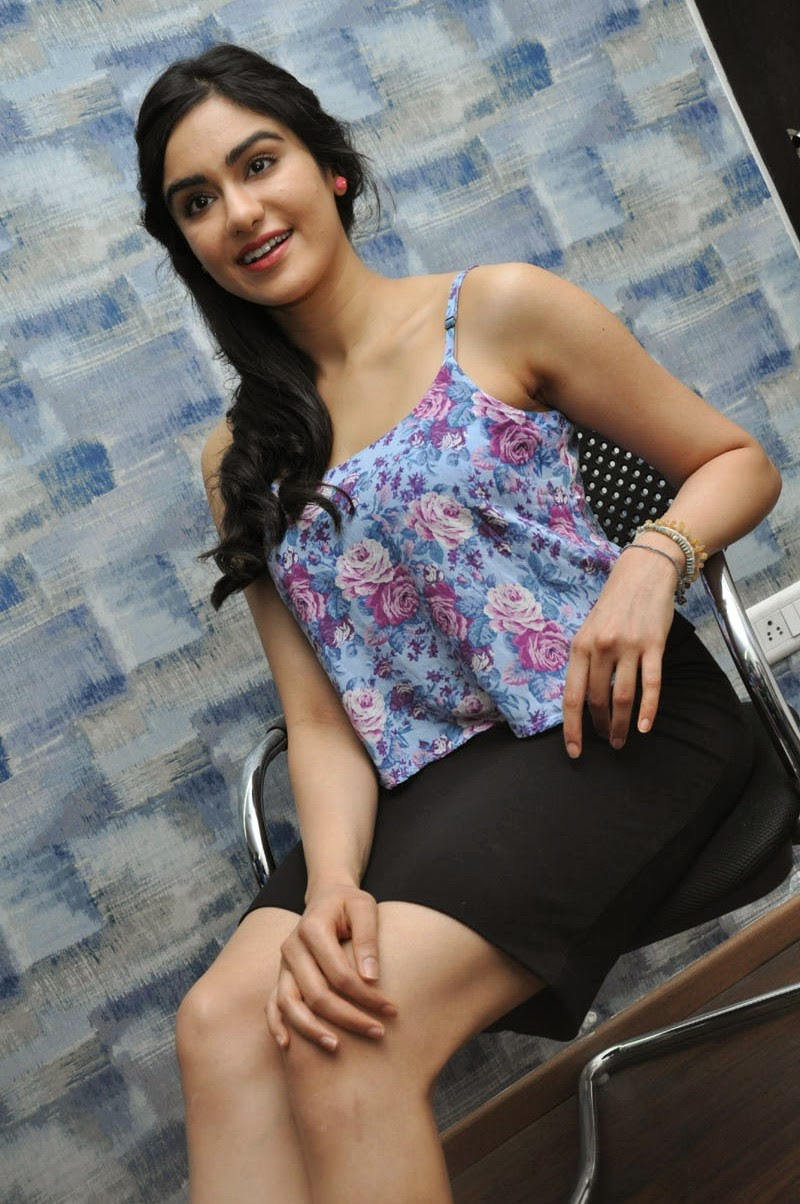 Adah sharma new glam pics-HQ-Photo-13