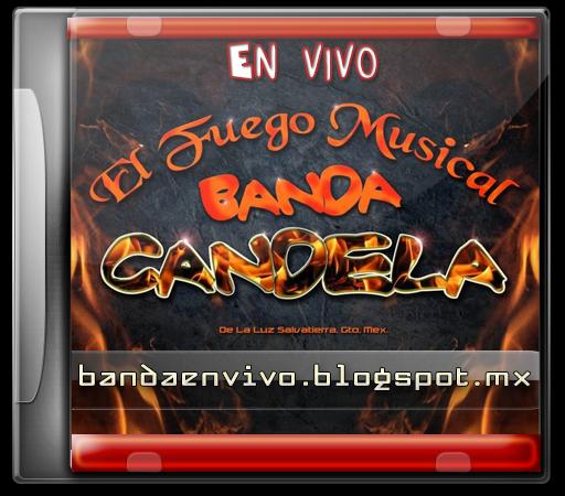 Banda Candela en vivo desde San Jose Guanajuato 2012