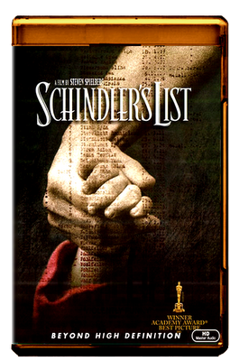 Schindler's List (1993) BRRip 750 MB, schindler's list