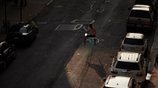 Romain Laurent. L'Horizon. Surfing City