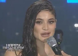 anne curtis wet look  ASAP 2013