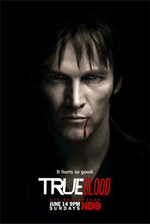 true blood rolling stone poster. wallpaper True Blood poster 1