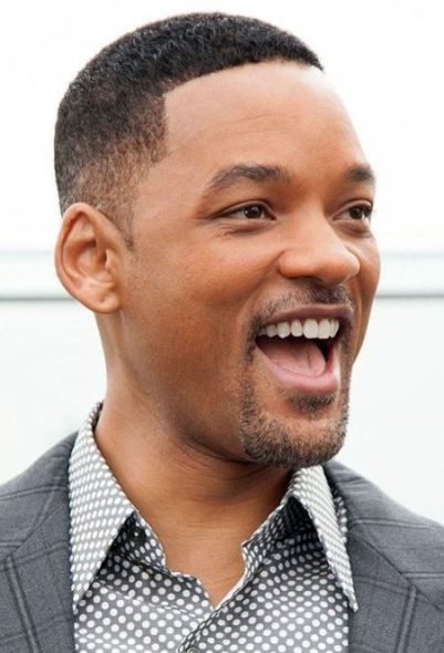Mens Haircuts Collection: Will Smith (Mens Haircuts)