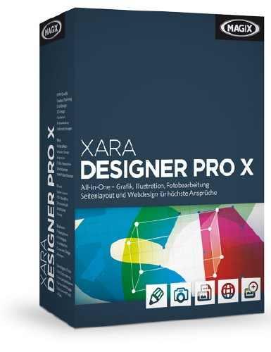 تحميل برنامج Xara Designer Pro X9 مجانا لتعديل الصور وتصميم صفحات الويب