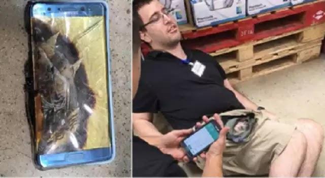 Πήρε φωτιά iPhone 5C σε τσέπη μαθήτριας