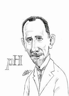 pH001 Sorensen lápis