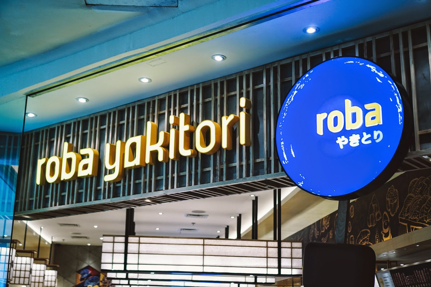 Roba Yakitori Mall Taman Anggrek Jakarta Eatandtreats