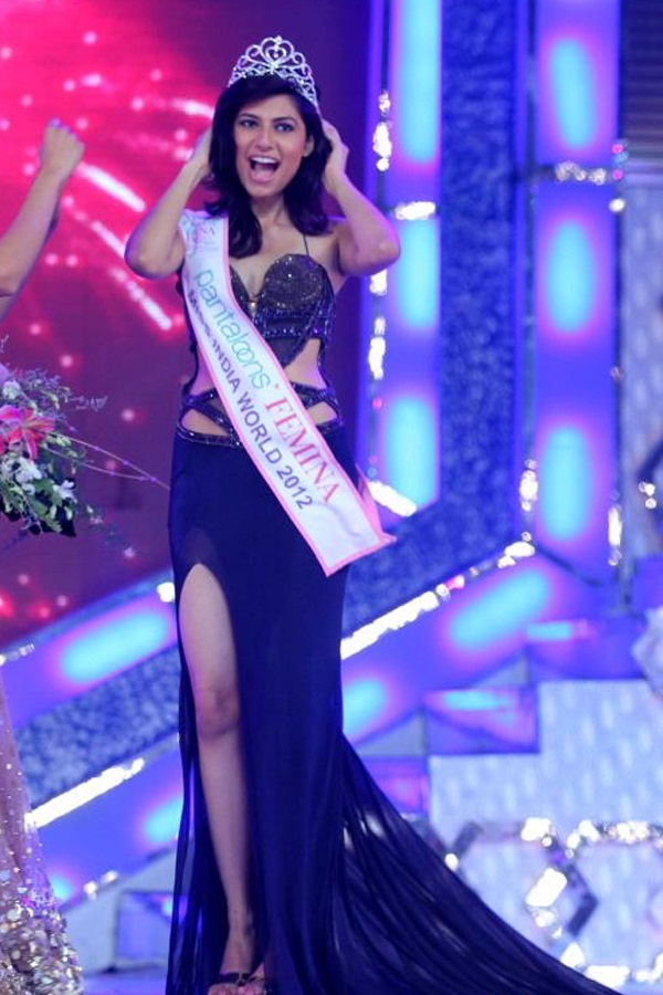 matagi mag beauty pageants vanya mishra miss world