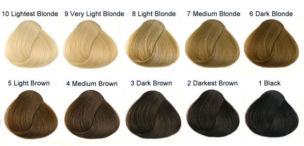 Which Red Brown Haircolor For A Level 3 Or 4  Dark Brown Hairs