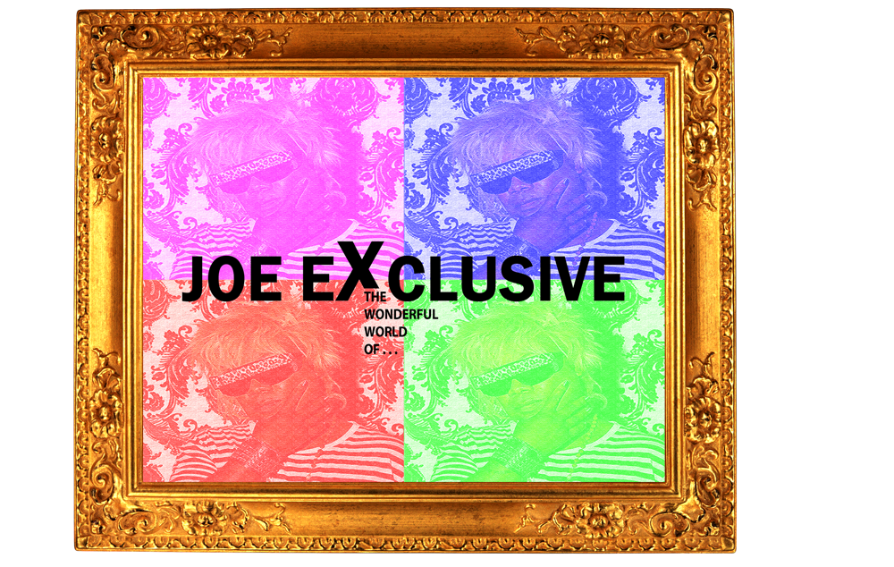 The Wonderful World of Joe Exclusive...
