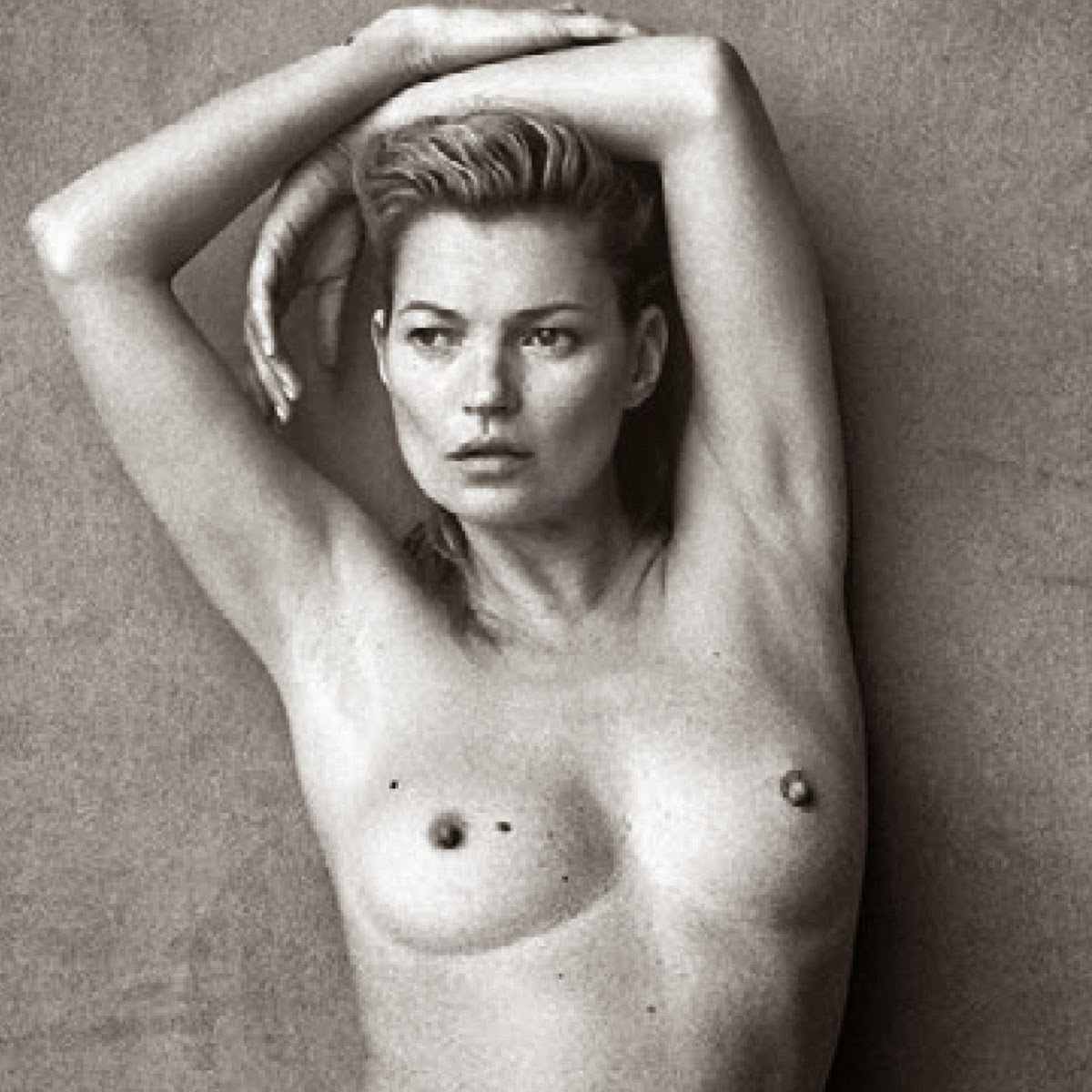 Moss topless kate