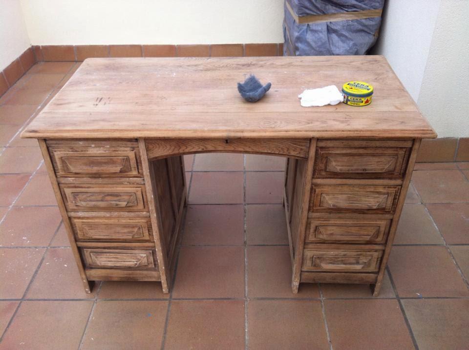 Cera para tapar agujeros madera simple despus de aplicar la masilla al agua para madera with - Masilla para tapar agujeros en madera ...