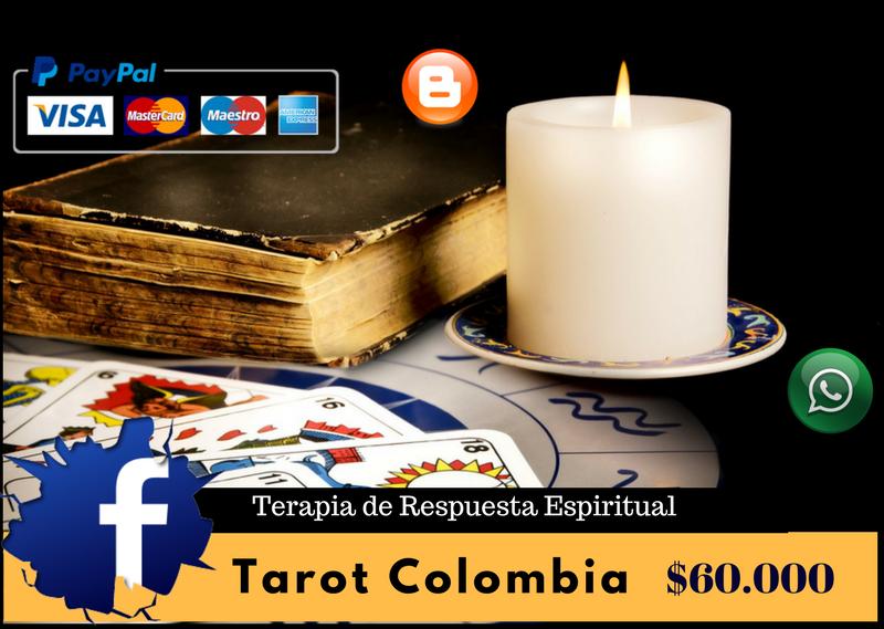 Terapia de Respuesta Espiritual - Tarot