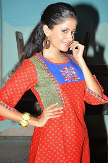 Actress Aanukriti Govind Sharma Latest Pictures in Salwar Kameez  25282).JPG