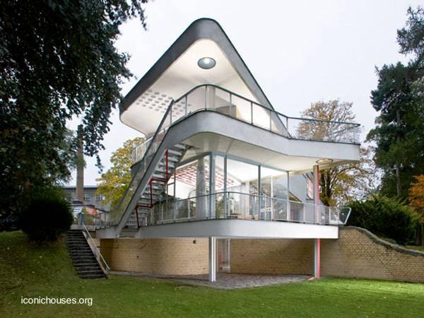 Casa Moderna alemana año 1933