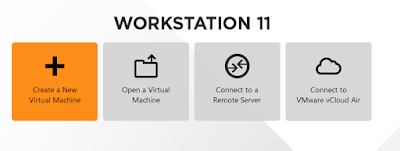 VMware workstation 11
