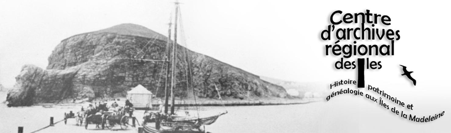 Le Centre d'archives régional des Îles