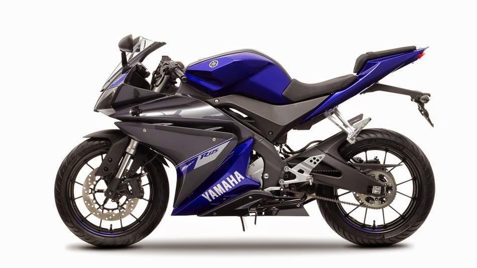 2015 Upcoming Bike Of Yamaha YZF-R125