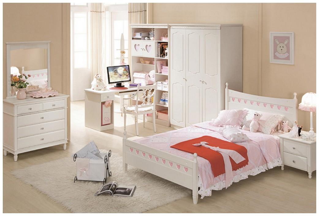 nassima home chambre victorienne fillette. Black Bedroom Furniture Sets. Home Design Ideas