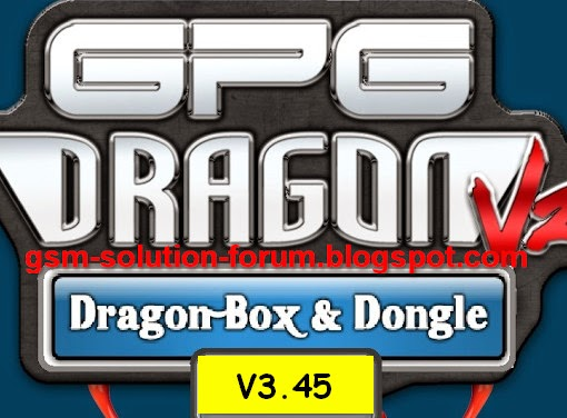 GPG Dragon V3.45