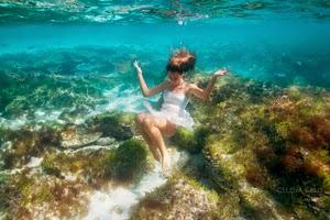 Underwater Life by Elena Kalis